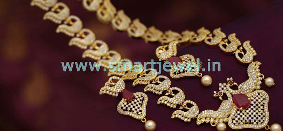 smartjewel-peacock-design-haram-long-necklace-collections