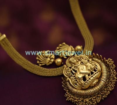 nagas-attigai-south-indian-ethnic-traditional-jewellery-antique-gold-plated-online