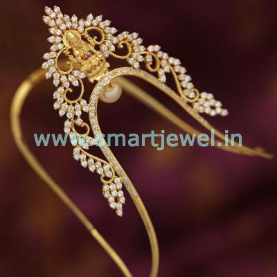 latest-south-indian-traditional-gold-design-aravanki-armlet-buy-online-cz-wedding-jewellery