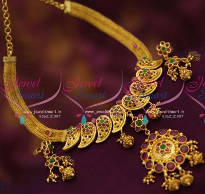 one-gram-ruby-emerald-handmade-attigai-mango-jewellery-gold-plated-online