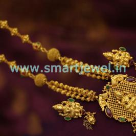 smartjewel-one-gram-gold-plated-temple-jewellery-gundla-mala-traditional-design-immitation